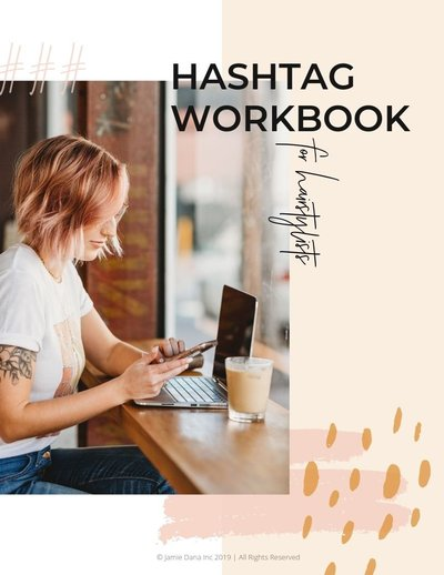 NEW Hashtag Workbook