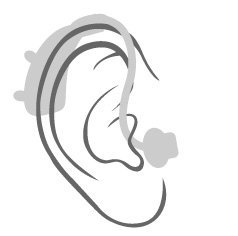 beaufort_sound_hearing_aid_types_Behind-The-Ear (BTE)