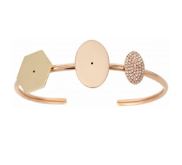 Lito Hexagon Oval Elipse Bracelet