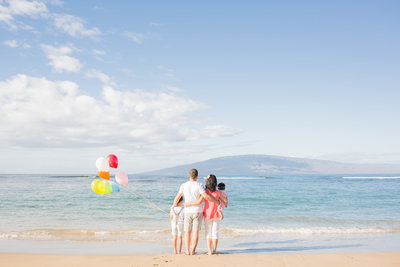 Maui Family Portraits by Maui Photographer Karma Hill