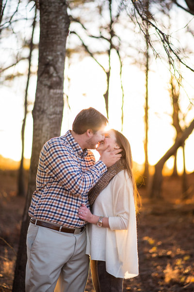 callaway gardens engagement session