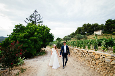 Elopement Provence - South of France