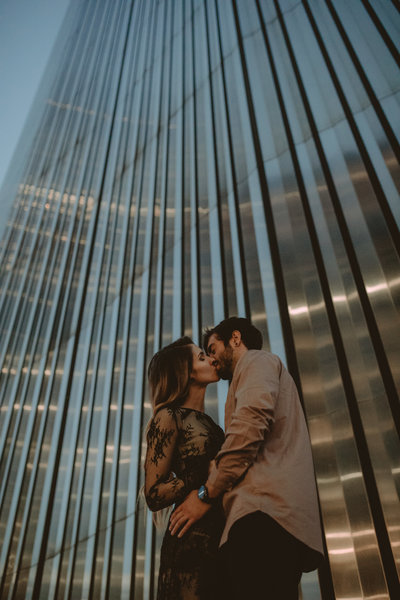 downtown pgh engagement photos-7