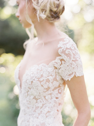 Lace Bride Gown