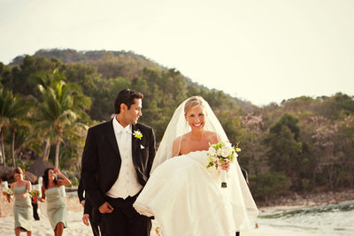 Destination Wedding Photograph by Andrea Bibeault