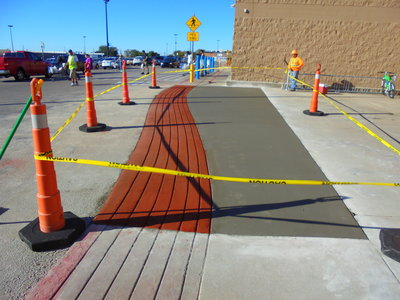 Walmart, Wichita, KS Concrete (4)