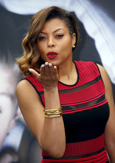 Paris hair stylist Taraji P Henson 02