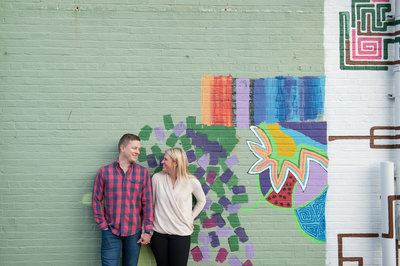 Mariemont Engagement Photography