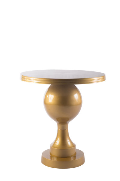 Gold Lola Cocktail Table