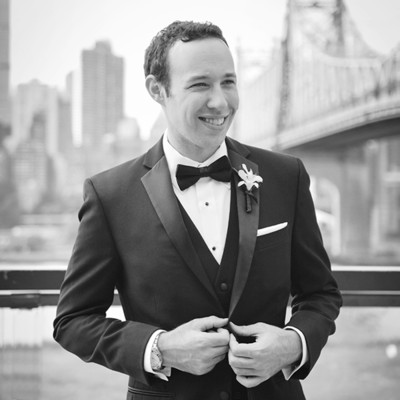 skyline nyc wedding photography