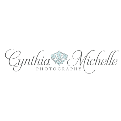 Cynthia Michelle Photography logo template color