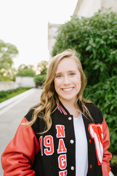 Wadsworth High school Senior