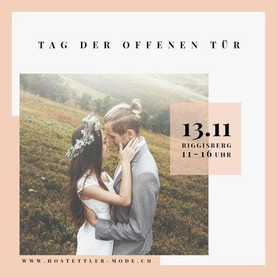 Tag der offenen Tür in Riggisberg - Hostettler-Mode