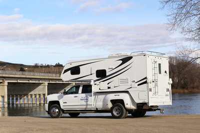 Truck Campers Travel Trailers And Toy Haulers Rugged Mountain Camper Builds Americas Favorite