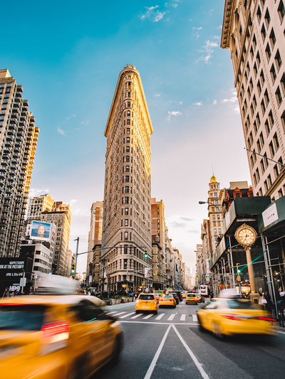 Amanda Dumouchelle Photography Flat Iron Building