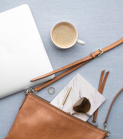 purse and coffee  for photography education by costola photography