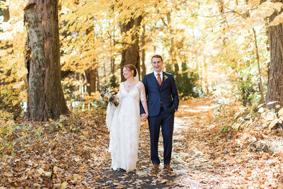 Ridley Creek State Park Wedding Photography