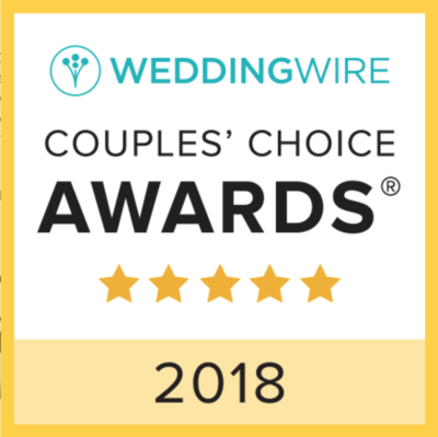 Badge 2018 Wedding Wire
