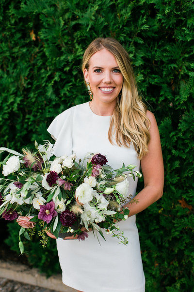 Rachel Wyffels Life In Bloom Owner and Floral Designer