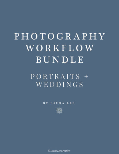 Photography Workflow Bundle