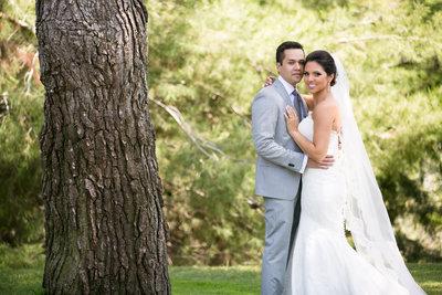 Bride and groom image at Marbella Country Club wedding in Orange County, CA San Juan Capistrano wedding photographer