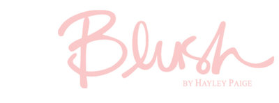 Blush by HP Logo