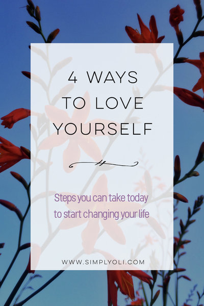Steps you can take today to start changing your life.