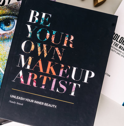 Be Your Own Makeup Artist- Hardcover