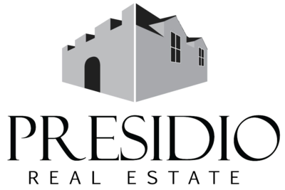 Presidio RE logo transparent background