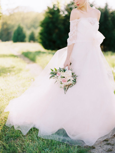 Ethereal Countryside Wedding