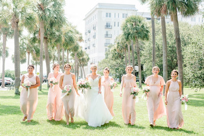 Low Country Wedding Photographer white point gardens