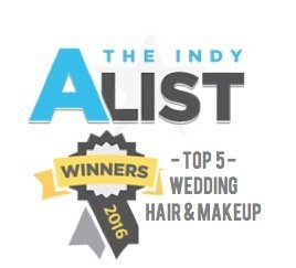Indy's A-List Wedding Hair and Makeup