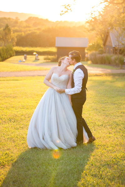 Arrington Vineyards wedding photography