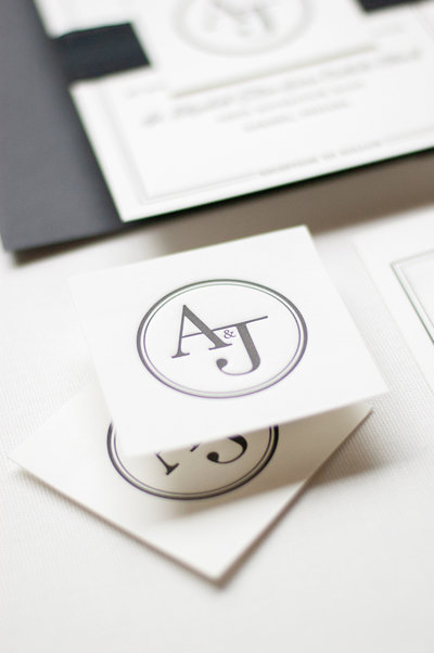 Letterpress printing is a luxurious form of printing where a plate is pressed onto paper to produce a deep impression.