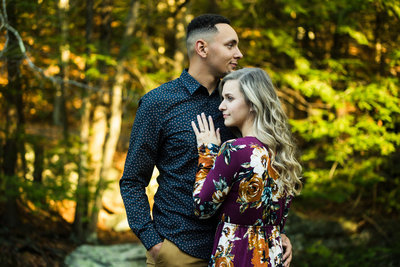 southford falls fall engagement session-4407