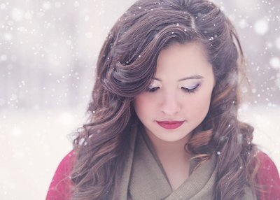 Winter Set + Snowdrops - Nikki Tran Copyright