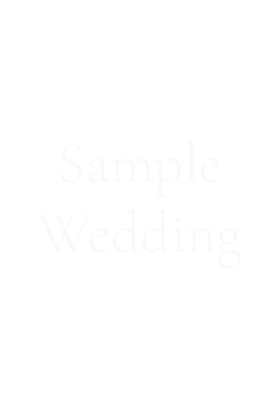 SampleWedding