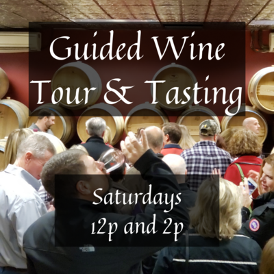 Guided Tour & Tasting