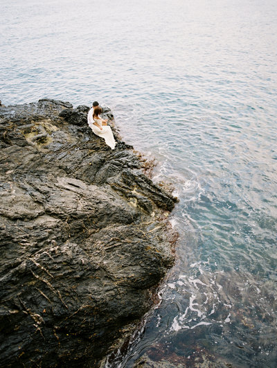 cinque terre wedding photographers Brushfire Photography in Italy