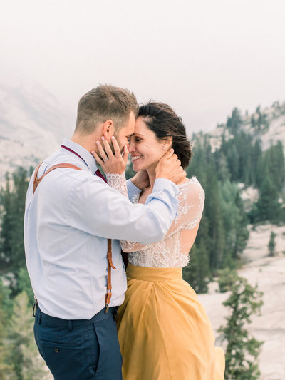 yosemite elopement packages