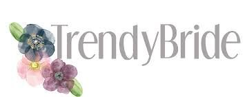 trendy bride logo