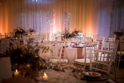 Vizcaya Sacramento Wedding Receptions