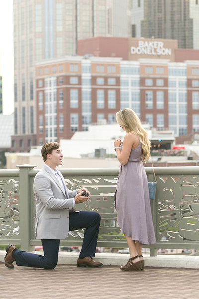 Nashville proposal photographers
