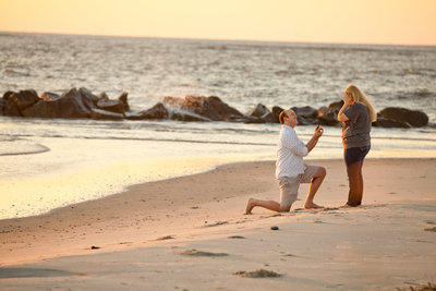 charleston engagment photographer