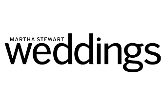Martha Stewart Weddings Black