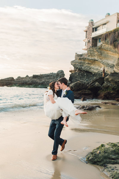 California Wedding Photographer | California Laguna Beach
