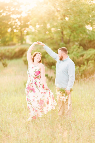 engagement photography in glen arbor
