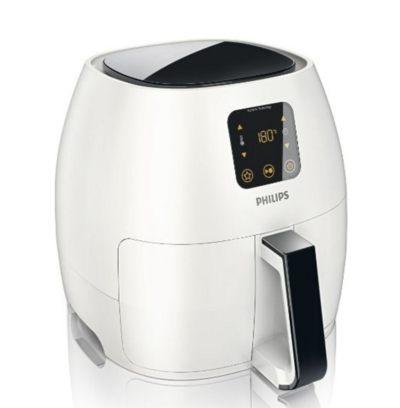 whats the best way to clean a deep fryer