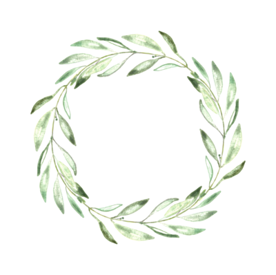 arrangement wreath