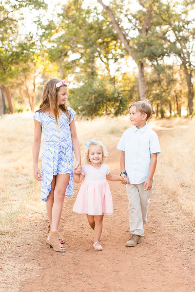 Chico CA Family Photographer | Children